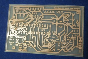 ACID mainboard-etched-clean