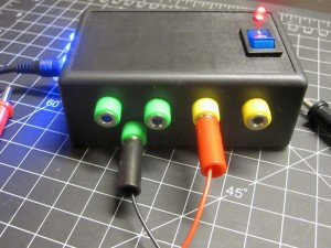 Complete bench power supply