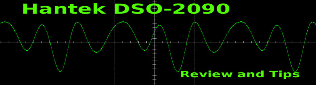 Getting the Hantek DSO-2090 working with Linux