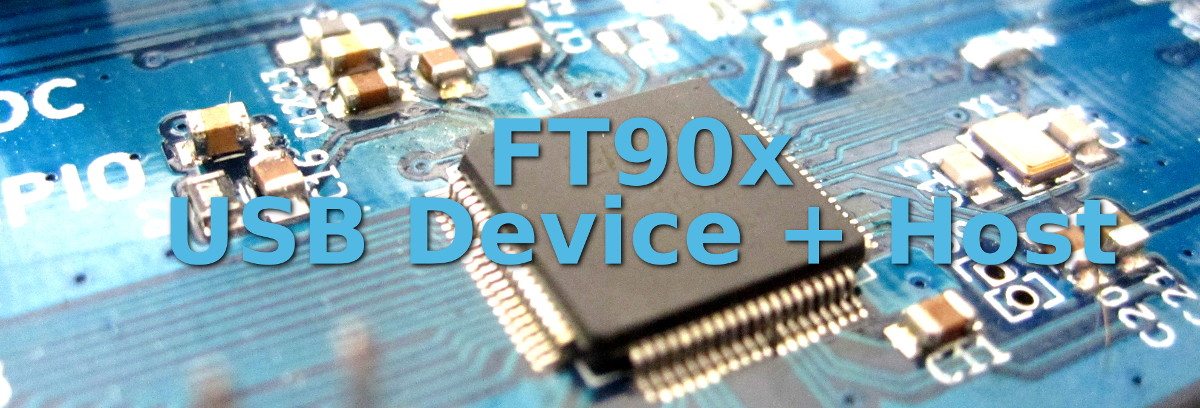 A dive into the guts of firmware: Getting the FT90x toolchain working with mikroprog for FT90x